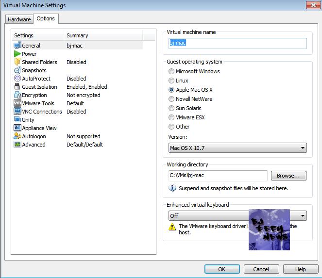 Episode 15 - VMware Workstation 8 Mac OS X Unlocker | BTNHD