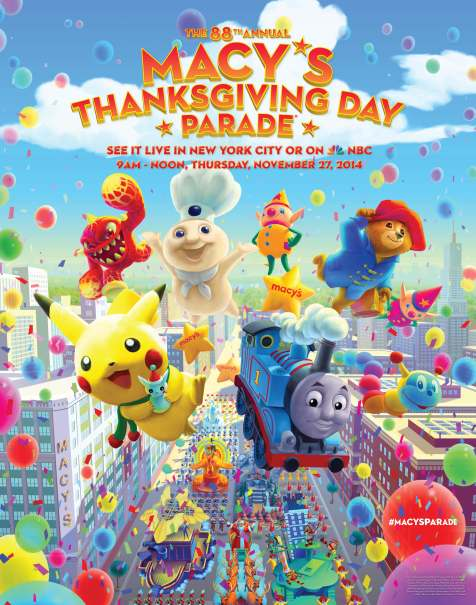 2014_Macy_s_Thanksgiving_Day_Parade_Poster
