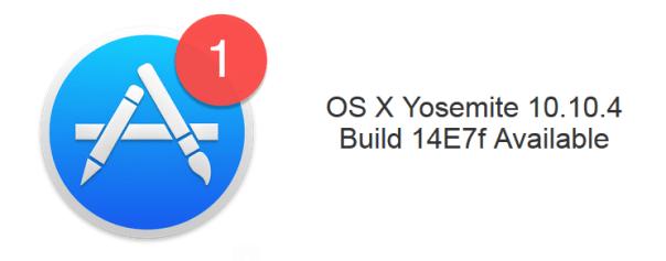 os x yosemite 10.10.4 build 14e7f