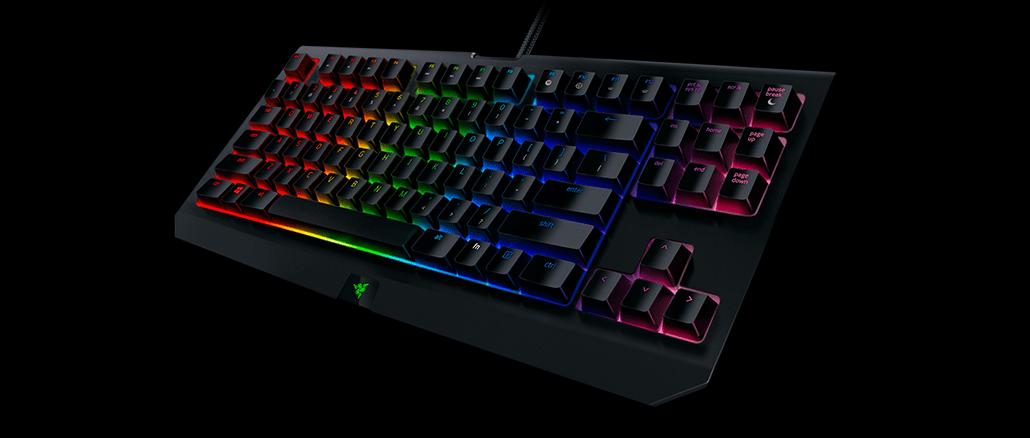 509ec982cab Razer Launches The BlackWidow Tournament Edition Chroma V2 Keyboard ...