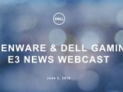 Alienware and Dell Gaming's E3