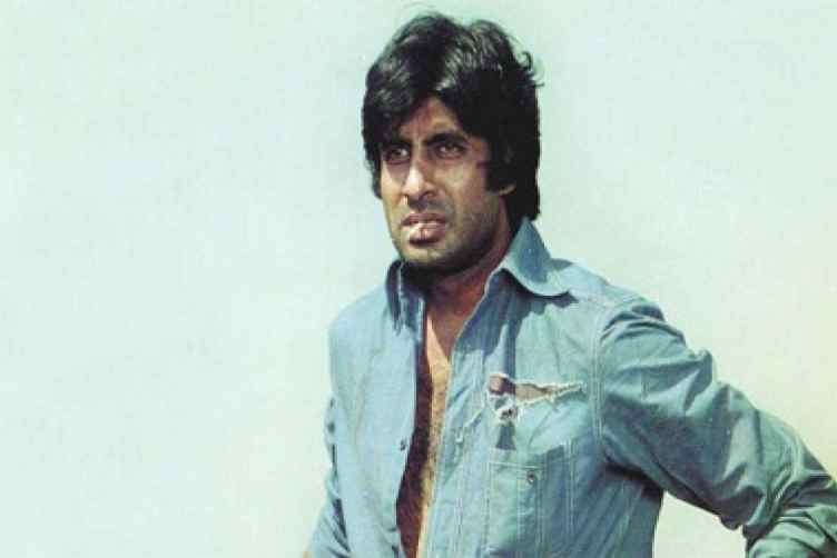 Amitabh Bachchan Hindi Sholay