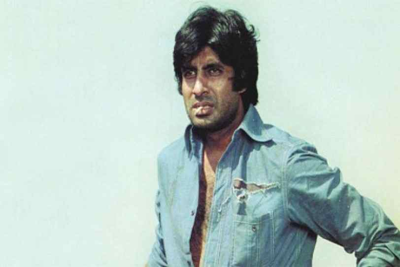 Amitabh Bachchan Hindi Sholay