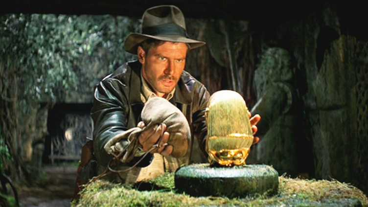 indiana jones harrison ford movie childhood