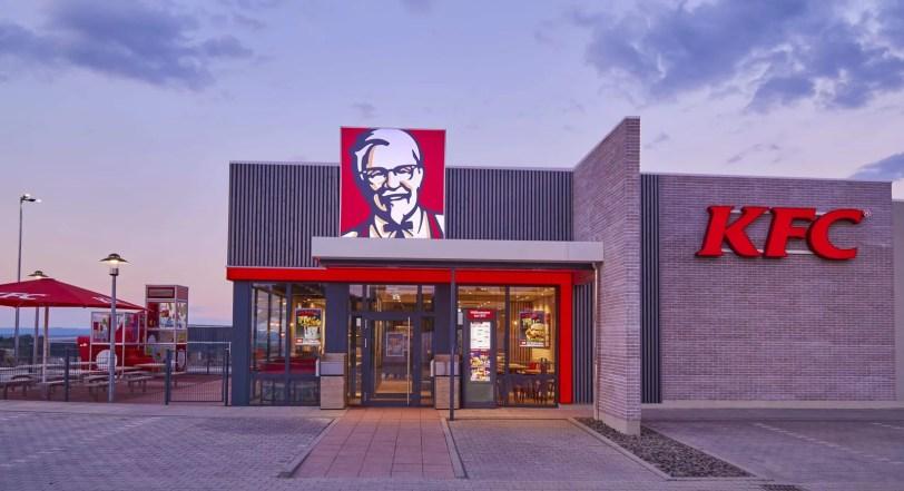 KFC restaurant fast food