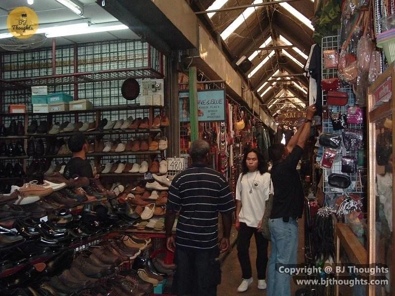 Bangkok Bazaar Market