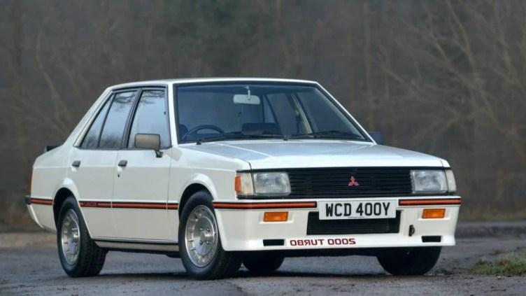 mitsubishi lancer 1980 uncle car childhood
