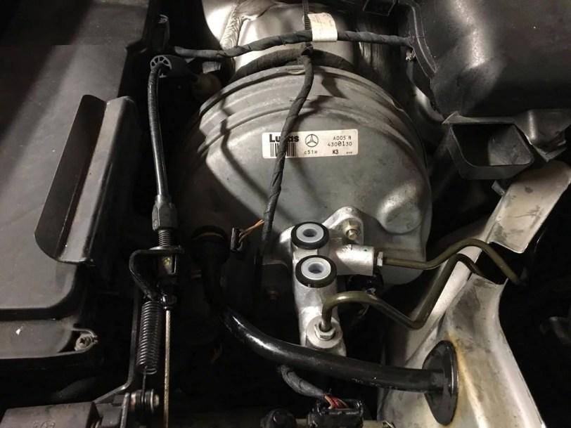 brake scariest master pump