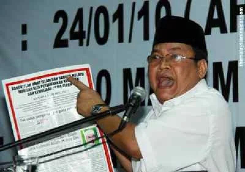 Bersih Wally Ibrahim Perkasa