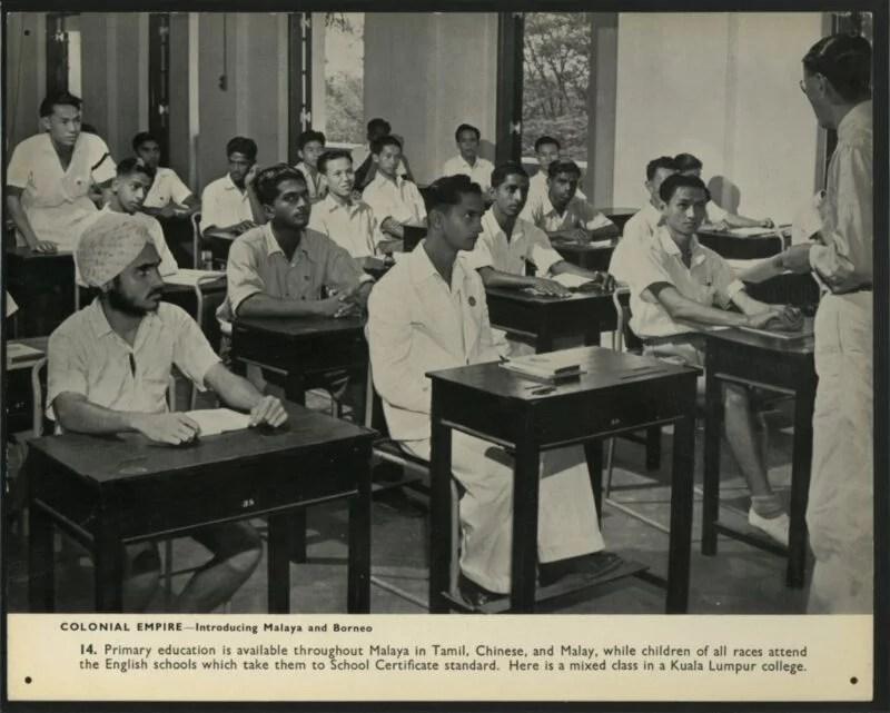 Tamil school race MIC