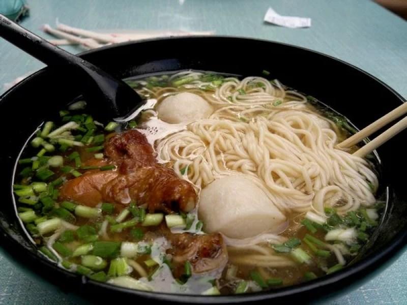 oriental paris shanghai trip flight food