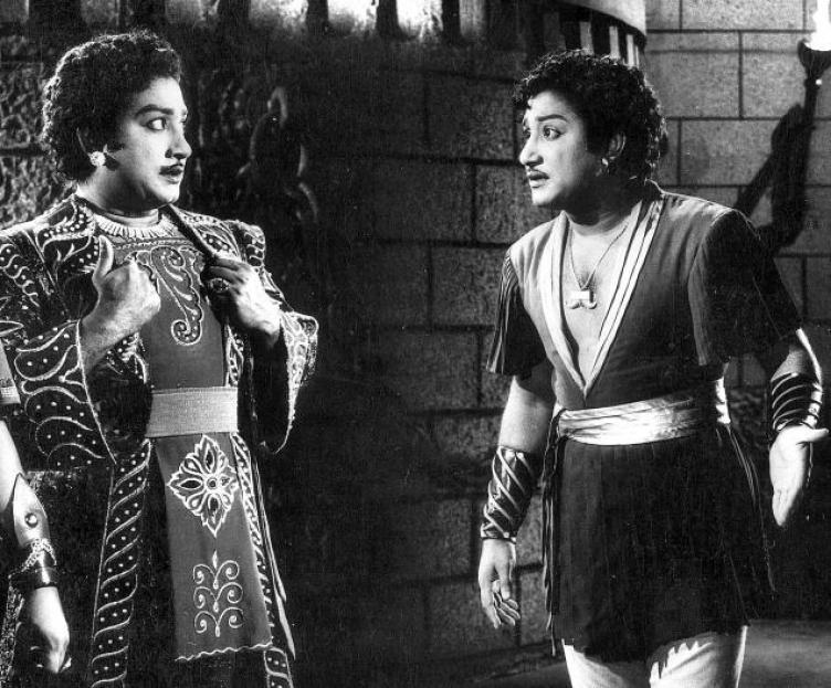 sivaji ganesan double indian tamil movie