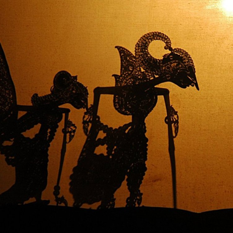 election wayang kulit shadow play art kelantan