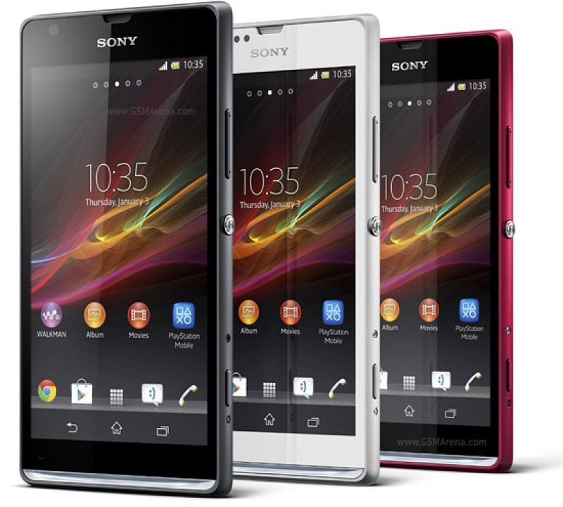 sony android smartphone