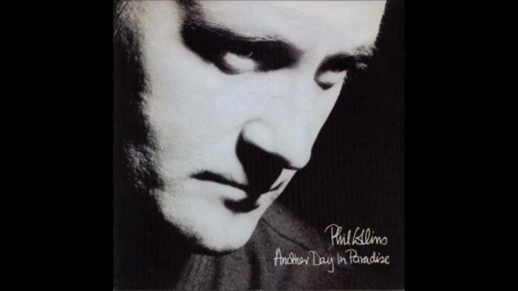 phil collins just another day in paradise homeless