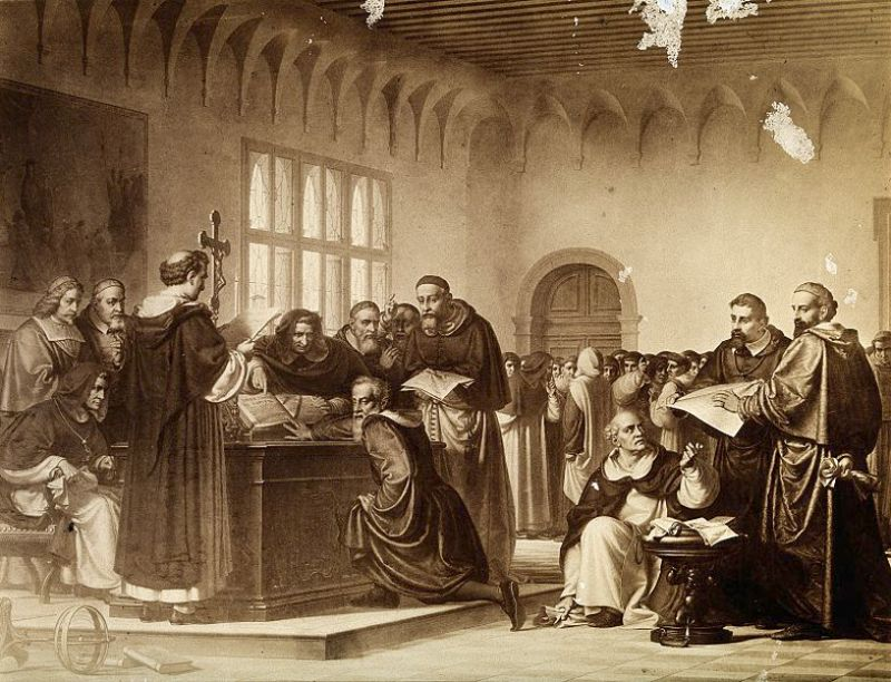 Galileo Galilei Science Astronomy Religion