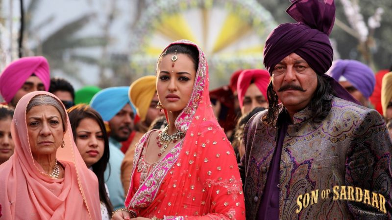 Hindi Sonakshi Sinha Song Movie Son of Sardaar