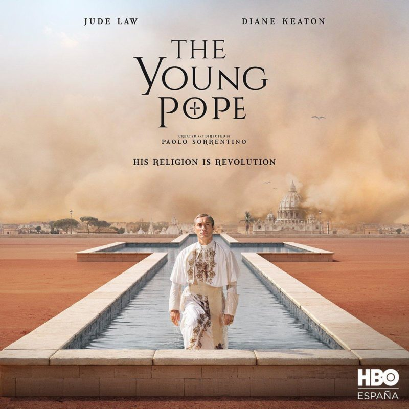 the young pope TV series
