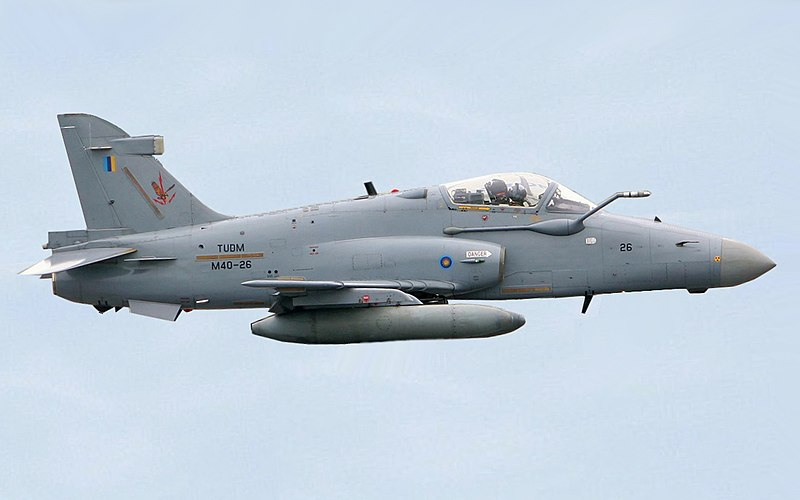 Hawk 200 RMAF TUDM