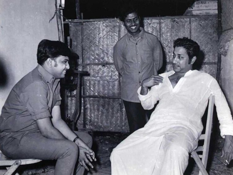 SP Balasubrahmanyam SP Bala 1980s Illayarajaa Sivaji Ganesan