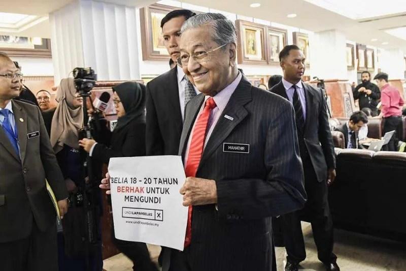 UNDI18 Election Malaysia Youth