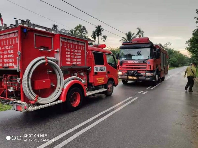 Bomba Sukarela Fire Rescue Malaysia