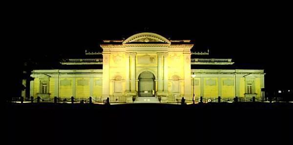 ライトアップが美しい!奈良国立博物館