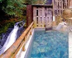 湯泉地温泉 滝の湯