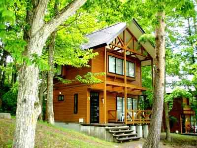 ④全身で自然を満喫!七ヶ宿オートキャンプ場きららの森