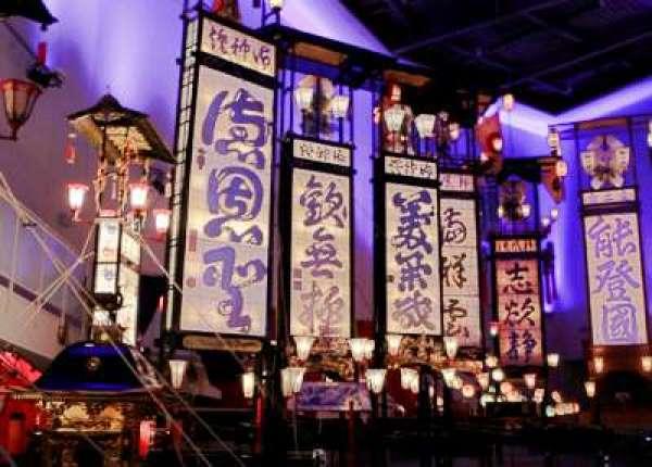 能登半島観光スポット⑧キリコ祭りの熱狂を体験出来る!輪島キリコ会館