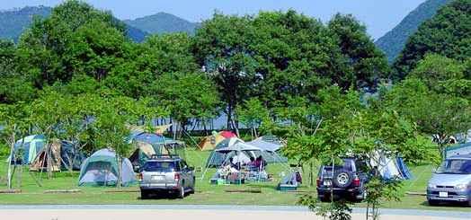③家族で公園めぐり!エコキャンプみちのく