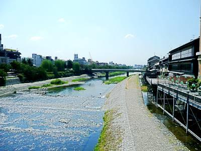 京都の心霊スポット⑩三条河原~繁華街の有名心霊スポットといえばここ~