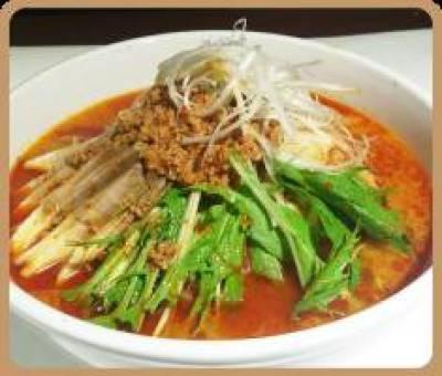 おすすめランキング④中華そば 海や~脂っこくない担々麺!