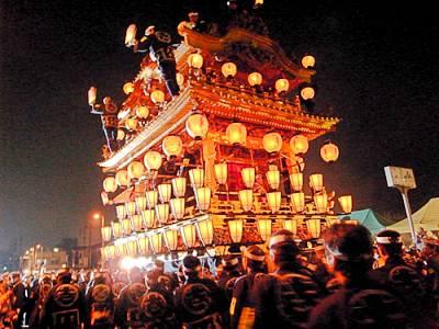 埼玉のイベント④周辺ホテルの予約は1年前から!秩父夜祭