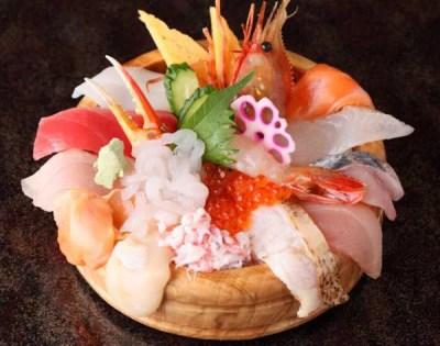 金沢B級グルメ⑥限りなくA級に近いB級グルメ-金沢の回転寿司 大名丼