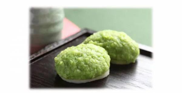 お土産人気ランキング⑩郷土代表スイーツ!「ずんだ餅」北上京本舗