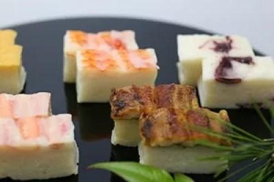 富山県のお土産⑧蒲鉾シリーズ第三弾!見た目がきれいな『鮨蒲』