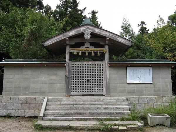 奈良県最強危険心霊スポット★行ってはいけない10選 二上神社