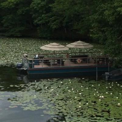 函館デートスポットランキング8.湖上のレストラン「ターブル・ドゥ・リバージュ」
