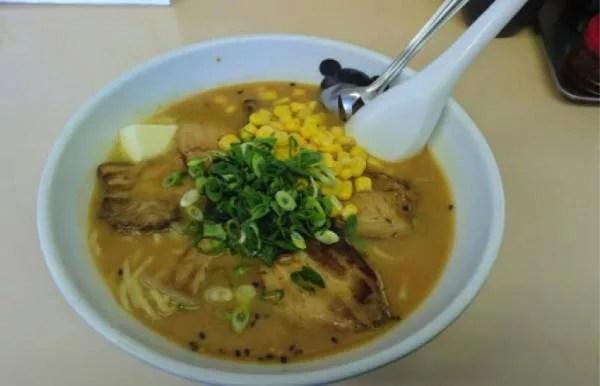 和歌山おすすめラーメンランキング⑨知る人ぞ知るお店。和歌山では珍しい札幌ラーメンが食べられる「サッポロ」2