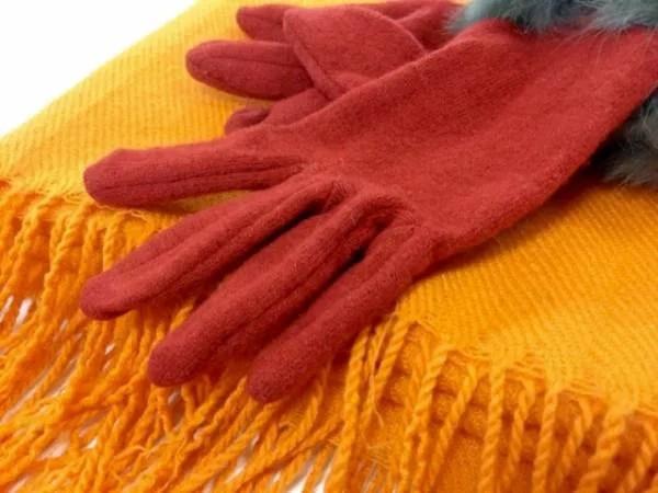 北海道旅行の服装⑥「三首のガード」が何より一番・マフラーと手袋