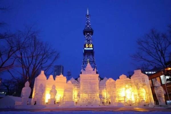 北海道旅行初心者必見★冬観光に最適な10の服装の注意
