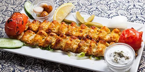 土浦名物グルメ⑥本格の中東料理を幅広く!Ali's Kebab(アリーズケバブ)