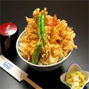 浅草天丼ランキング⑤車巻海老2尾を豪快に!特上天丼(葵丸新)
