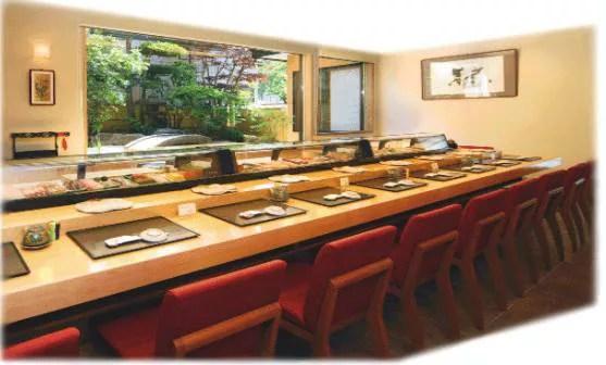 函館グルメランキング3.地元では一番人気「さくら通り 梅乃寿司」