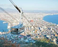 函館観光スポットランキング⑨函館ロケの定番中の定番「函館山」