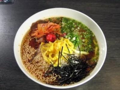 別府冷麺ランキング③とらじ〜伝統のキムチを受け継ぐ人気焼肉店