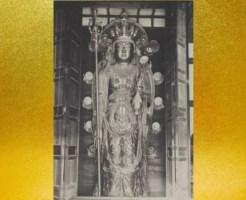 奈良県の神社・お寺ランキング★地元民おすすめ10選 西大寺十一面観音