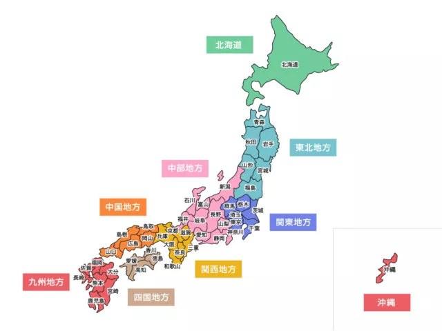 日本地図02