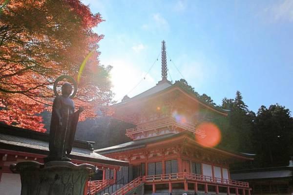 滋賀県の名所ランキング★地元民おすすめ10選 比叡山延暦寺